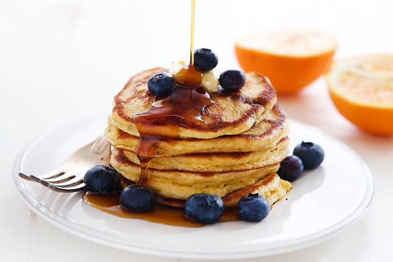 Best Ever Paleo Fluffy Pancakes