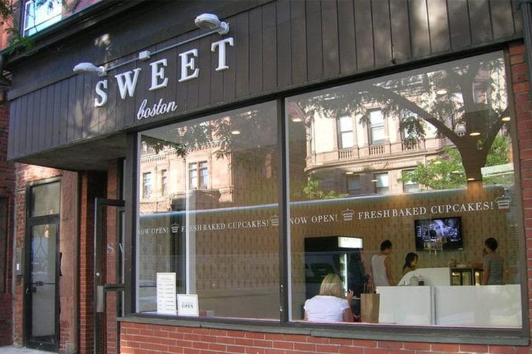 Massachusetts: Sweet Bakery, Boston