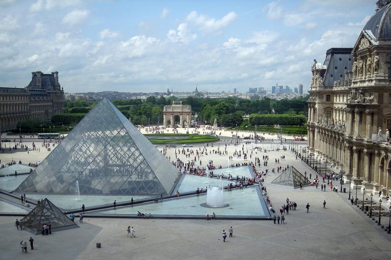 France: The Louvre