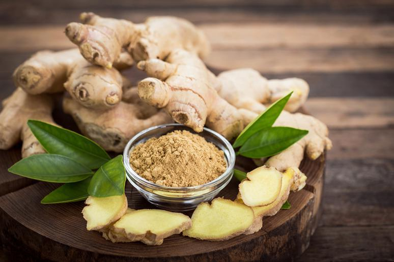 Put some ginger in your food