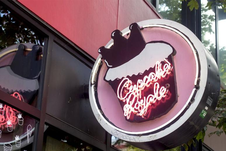 Washington: Cupcake Royale, Seattle
