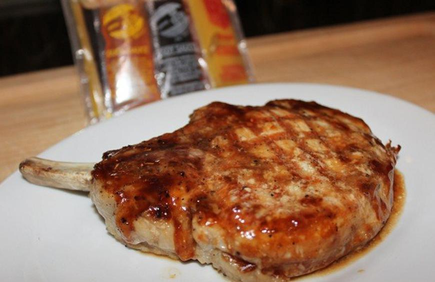 Chinese Packet Pork Chops Recipe