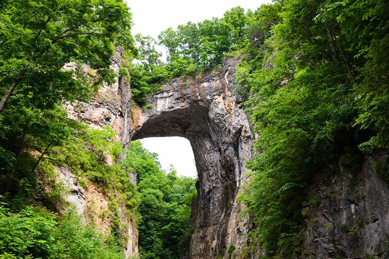 Virginia – The Natural Bridge
