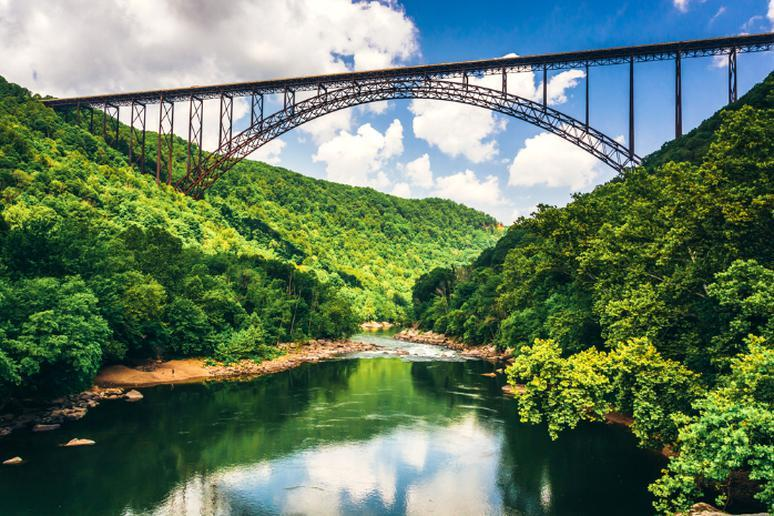 West Virginia - New River Gorge Bridge