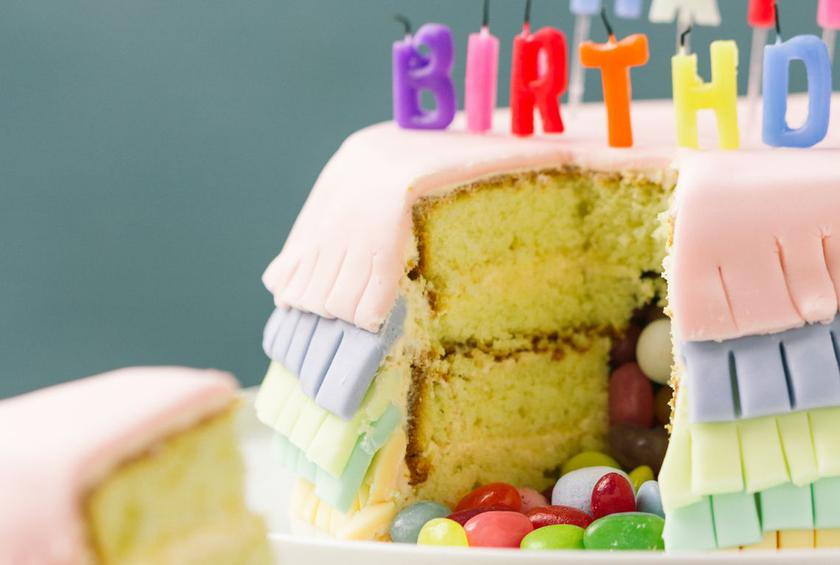 14 Birthday Cakes Your Kids Will Never Forget