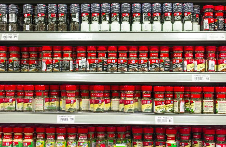 McCormick Calls Out Your Spices for Being Old