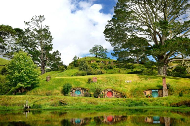 Don't talk against Lord of the Rings in New Zealand