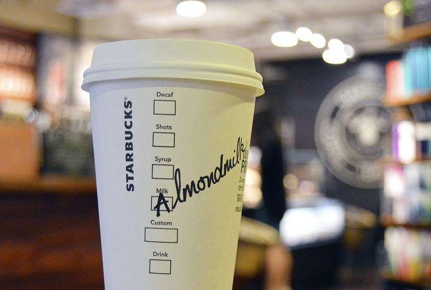 The Sweet Lactose Free Coffee Supplement Comes To Starbucks