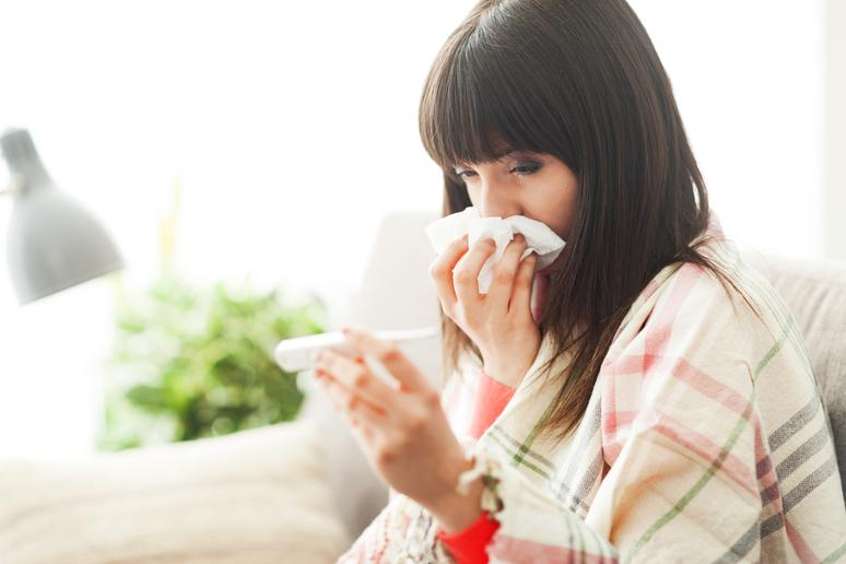 Stay Home When Sick