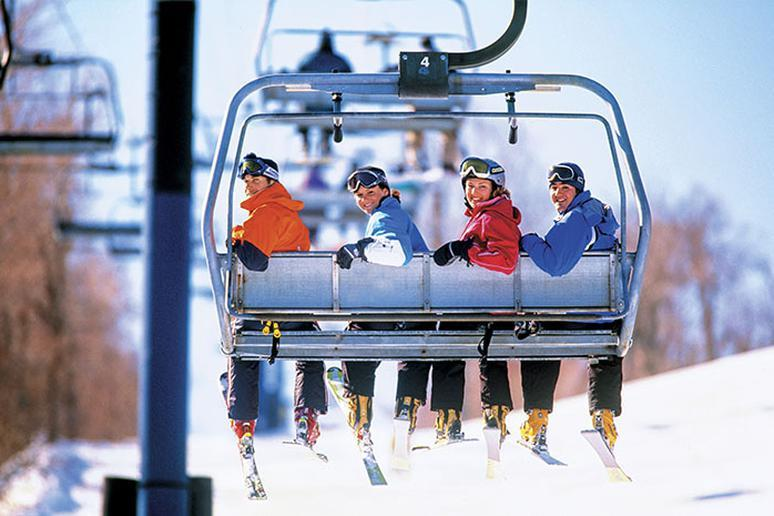 Massachusetts: Wachusett Mountain Ski Area (Princeton)