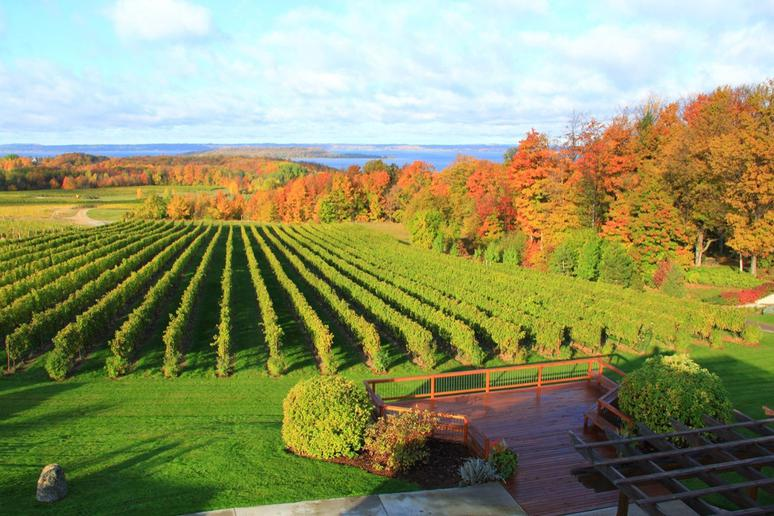 71. Chateau Grand Traverse, Traverse City, Mich.