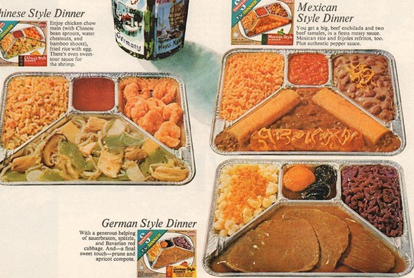 Image result for TV dinner diet