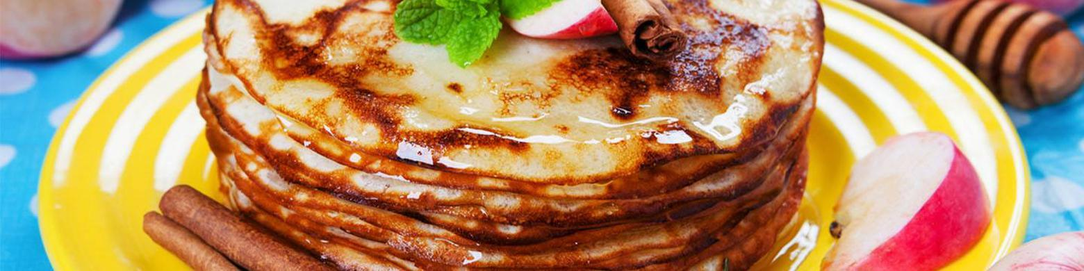 Cinnamon French Toast Pancakes