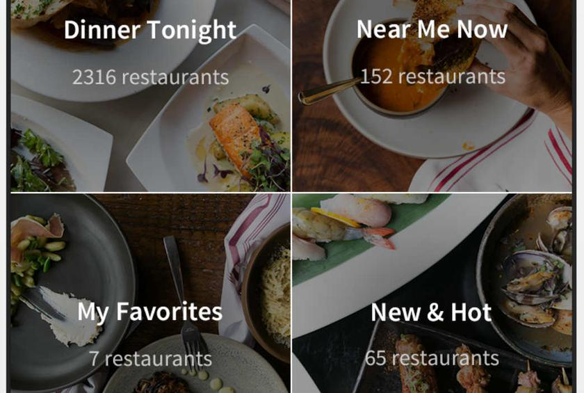 Now You Can Get Real Time Updates On Hot Restaurants With Open Reservations