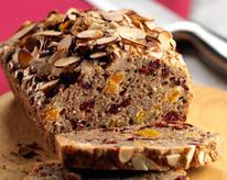 Cranberry-Almond Loaf