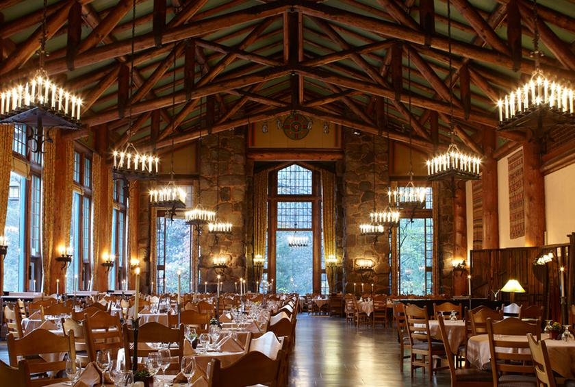 48 Pollock Dining Room Enchanting Ahwahnee Dining Room