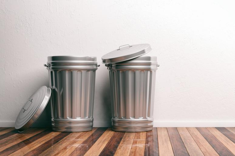 'Garbage can' vs. 'trash can'