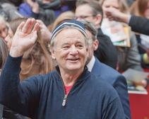 The Groundhog Day actor is well-known for randomly showing up at unexpected times.