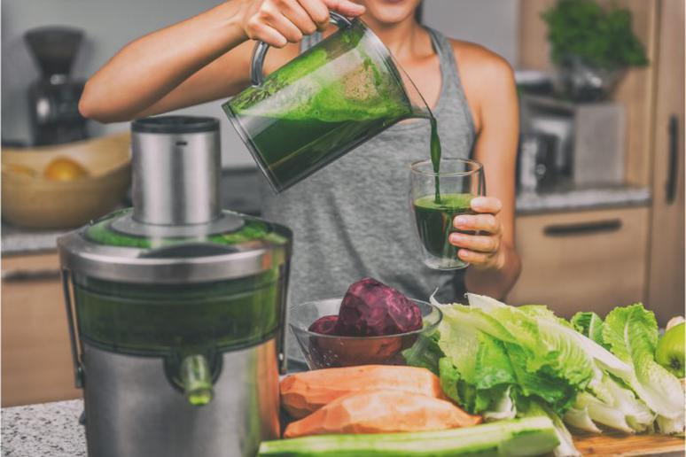 Drink Your Vegetables Every Day