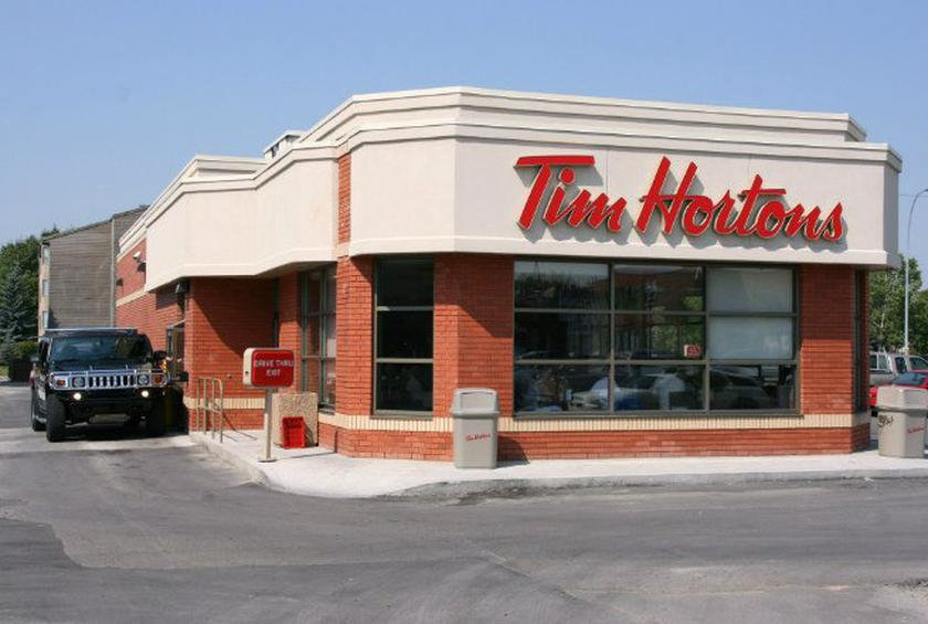 Tim Hortons announced layoffs of dozens of high-end corporate employees, including pregnant women and longtime staffers.