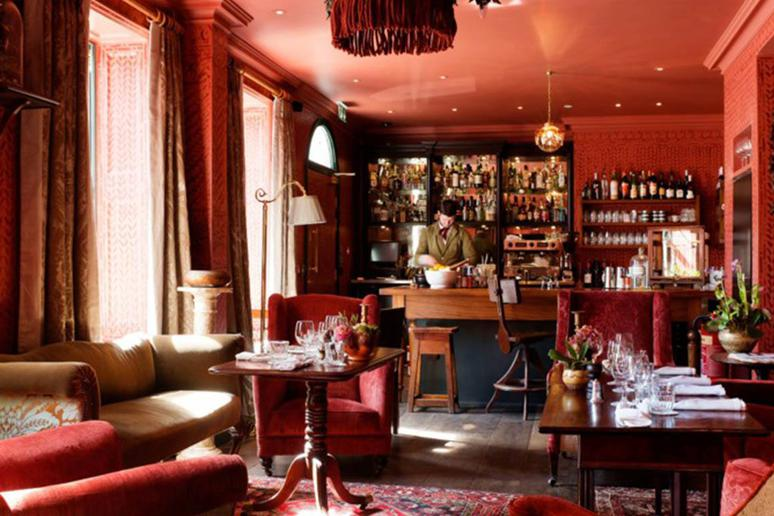 #72 Cocktail Lounge at The Zetter Townhouse, London