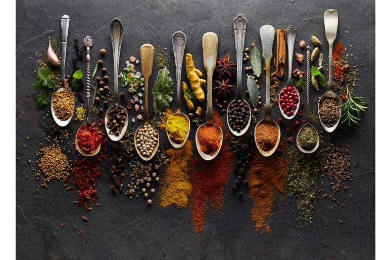 Use Herbs and Spices as Your Condiments Instead of Sauces and Spreads