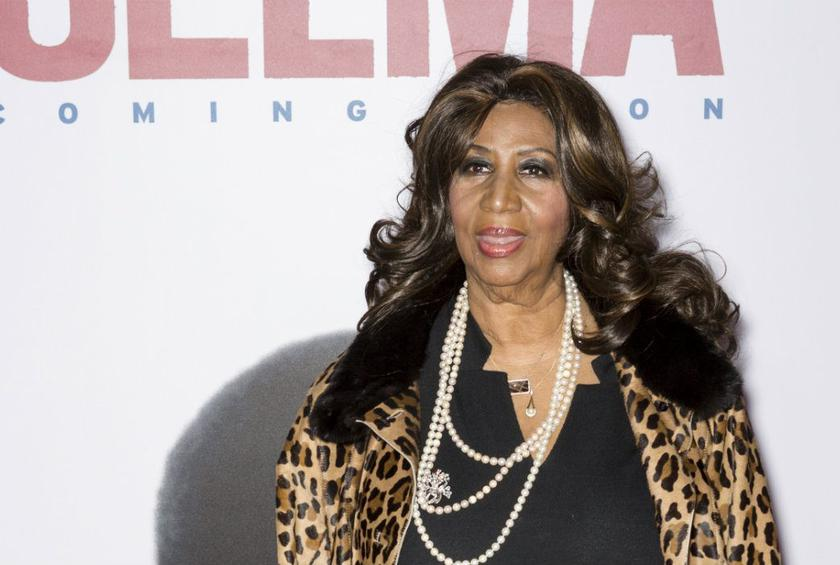 Soul Music Legend Aretha Franklin Is Launching Her Own Food Brand