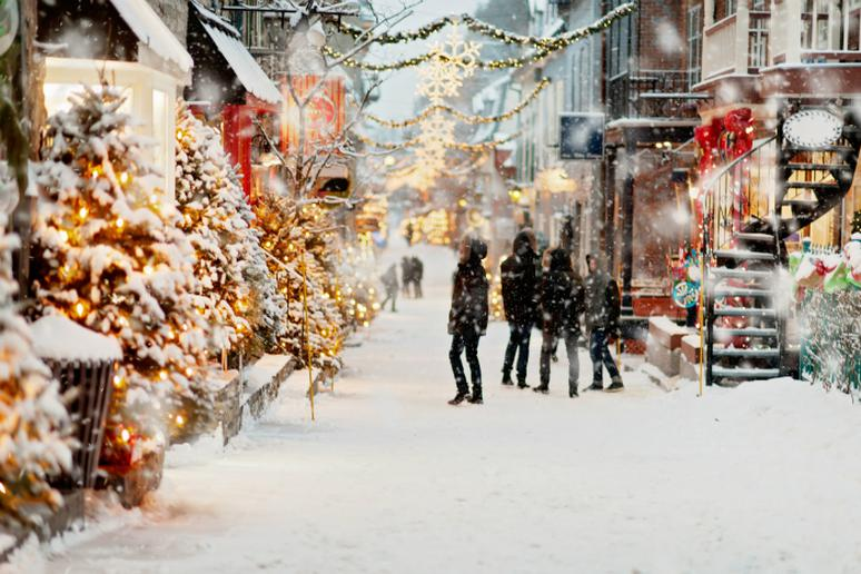 Christmas City.The Most Festive Christmas Cities Around The World