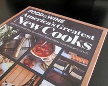 'America's Greatest New Cooks' Cover