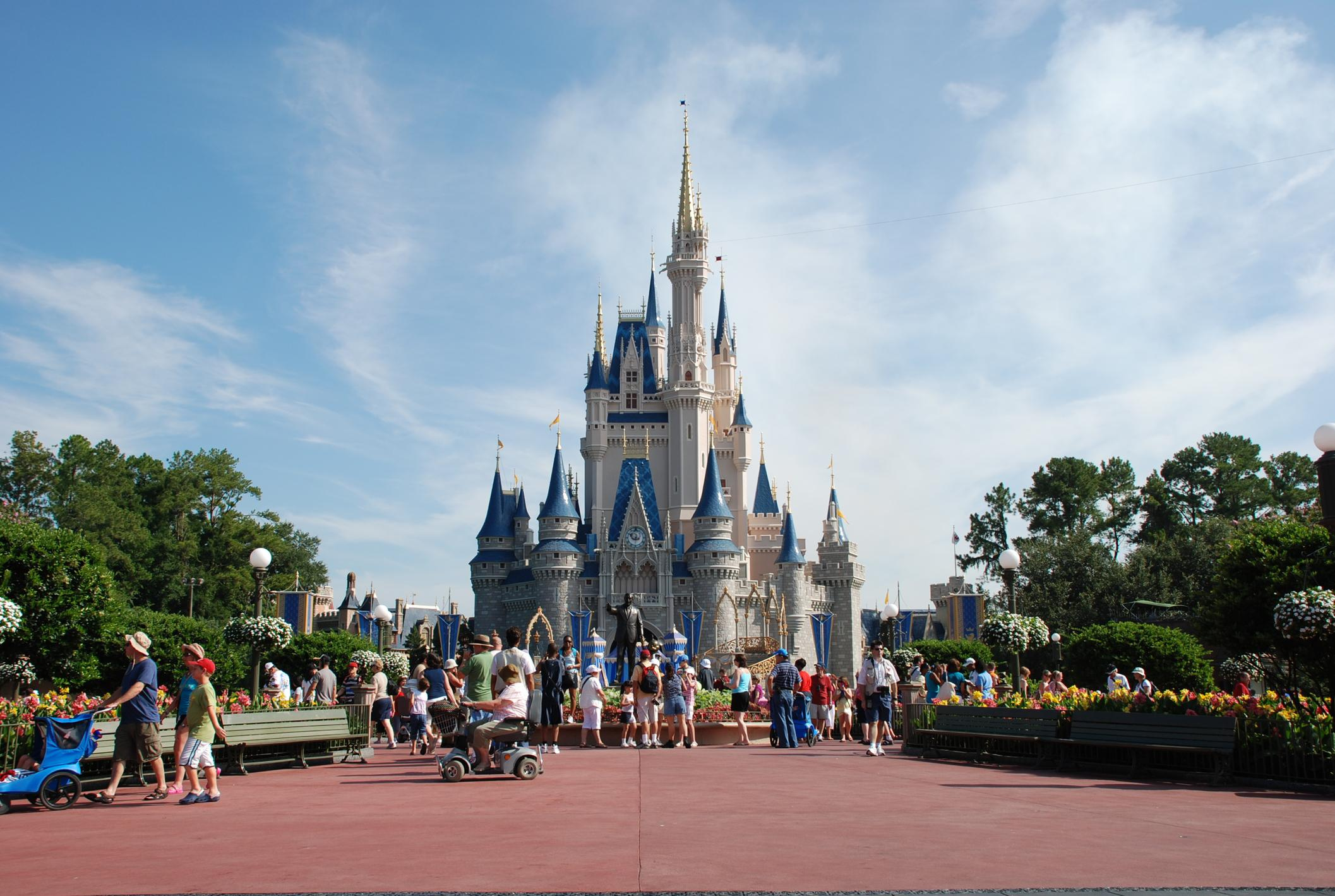 You Can Win a Night in Cinderella\'s Castle by Donating to This Charity