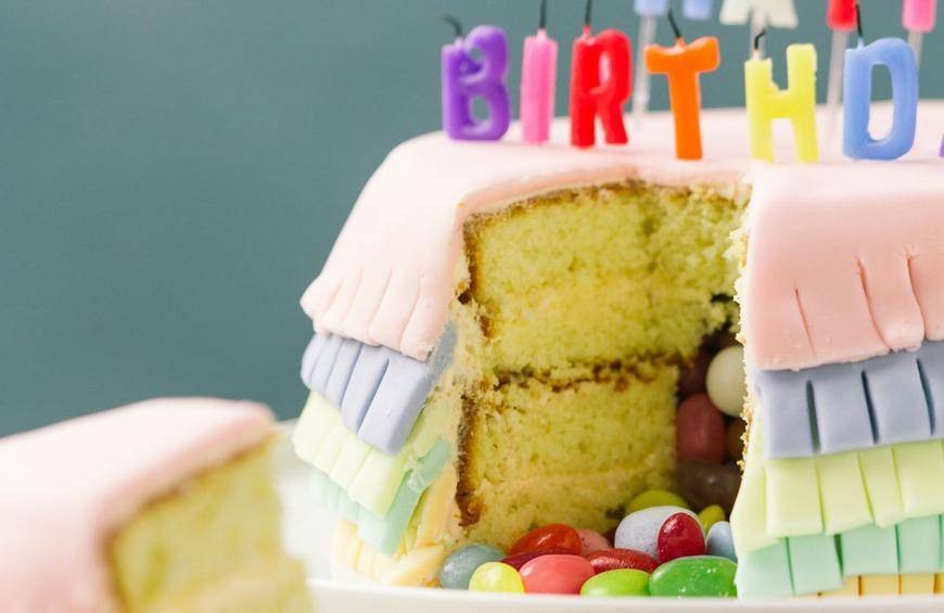 Cool 14 Birthday Cakes Your Kids Will Never Forget Funny Birthday Cards Online Alyptdamsfinfo