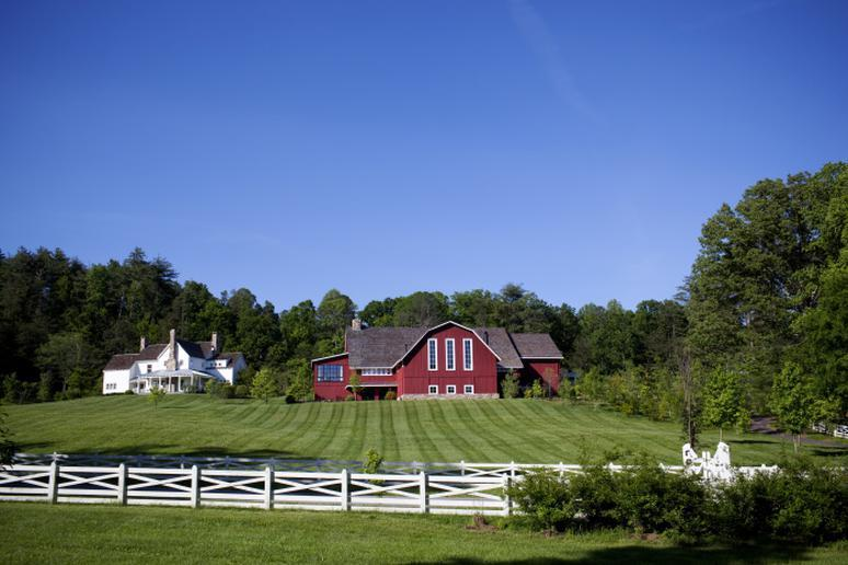 Blackberry Farm, Great Smoky Mountains, Tennessee