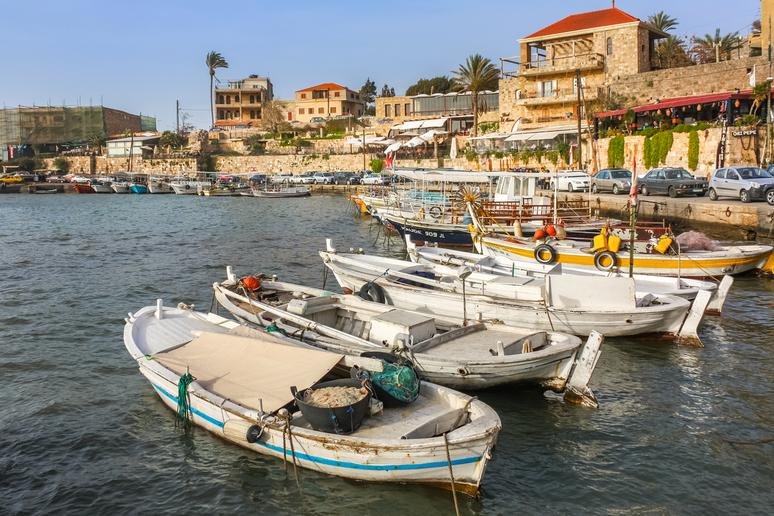 Byblos (Founded ca. 5000 BC)