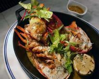 Grilled Lobster with Lobster Jus Recipe