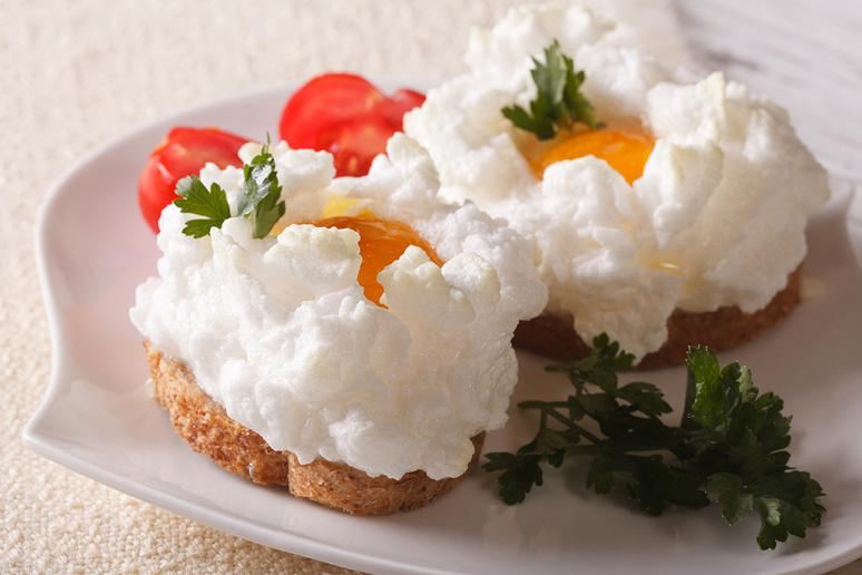 Cloud Eggs: Fluffy, Healthy, and So Easy to Make