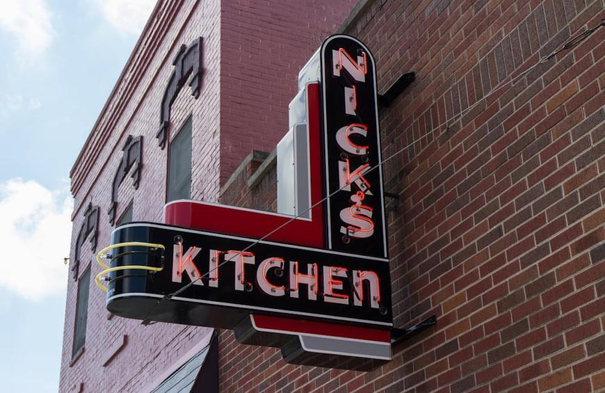 Nick's Kitchen (Huntington, Indiana)