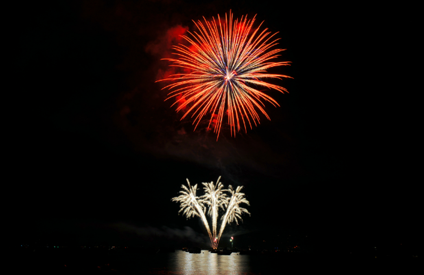 The 15 Best Places To See Fireworks On The 4th Of July
