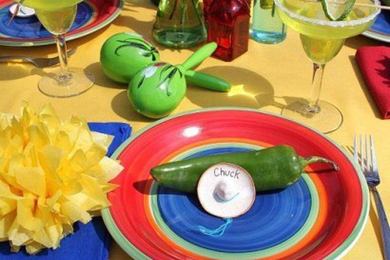 Get started on your Cinco de Mayo party.
