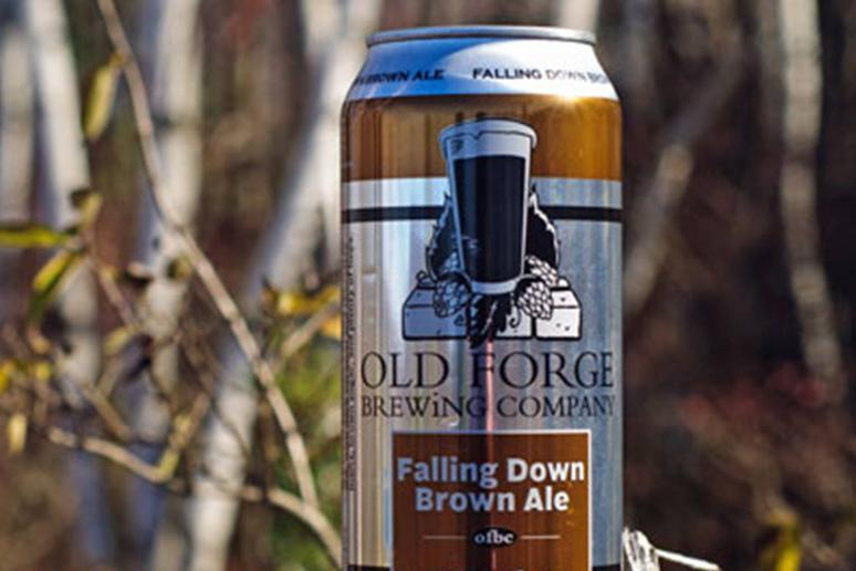 Old Forge Brewing Company: Falling Down Brown Ale