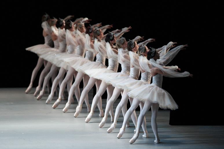 See a classical ballet