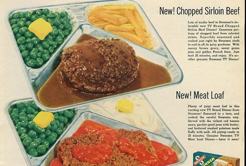 10 things you never knew about tv dinners the term tv dinner is trademarked forumfinder Choice Image