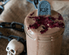 Chocolate Bloody-Berry Smoothie