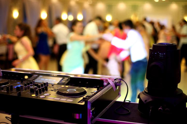 Hire a Band or DJ