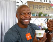 Terry Crews at the 2018 Firefly Music Festival