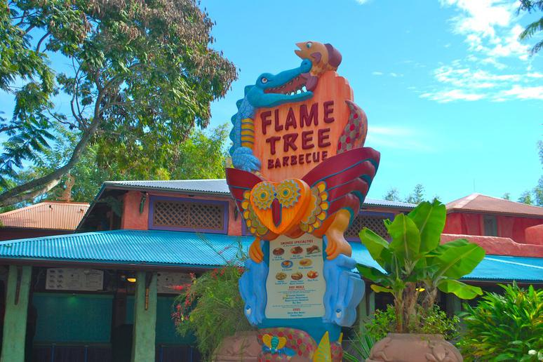 #4 Flame Tree Barbecue