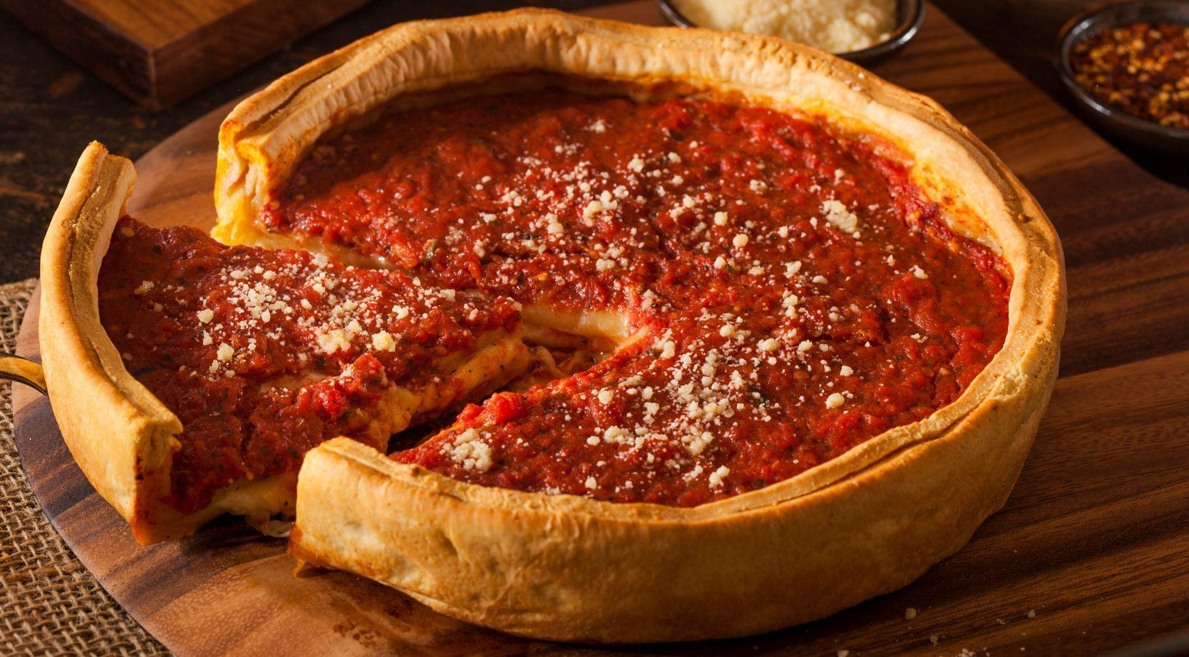 The 15 Best Deep Dish Pizzas In America