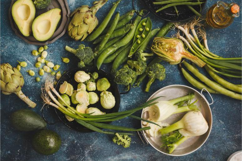 Eat a mostly plant-based diet