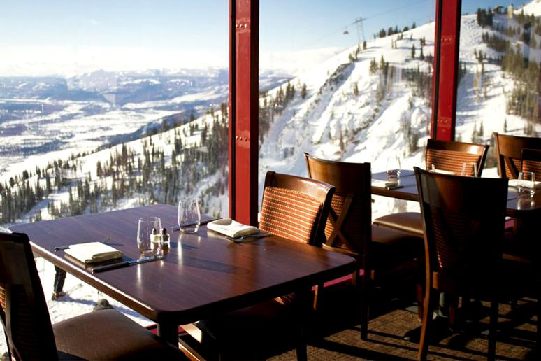 Wyoming: Piste Mountain Bistro, Jackson