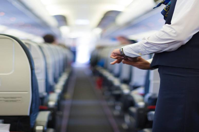Flight Attendants Get Paid Less Than You Think