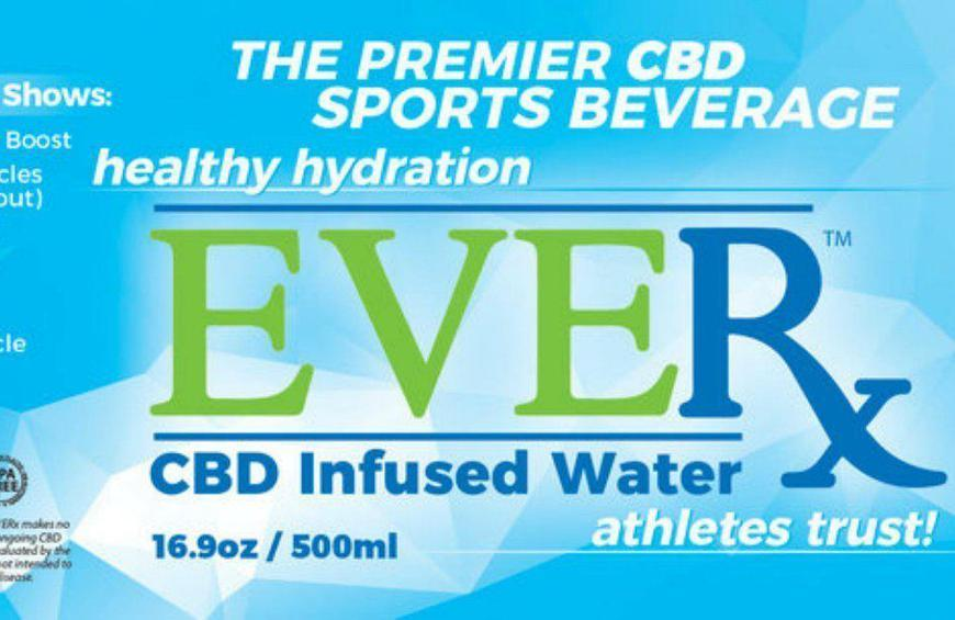 Drink This Cannabis Water to Get You Through Your Next Workout